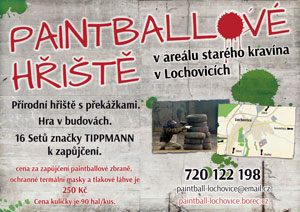 Paintball Lochovice